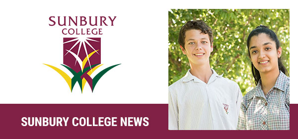 Sunbury College News